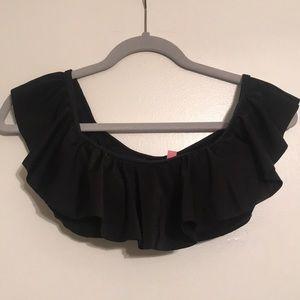 Flutter Sleeve Bikini Top